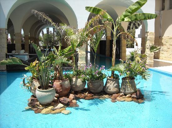 Club Marmara Narjess : détail décoration hôtel narjess