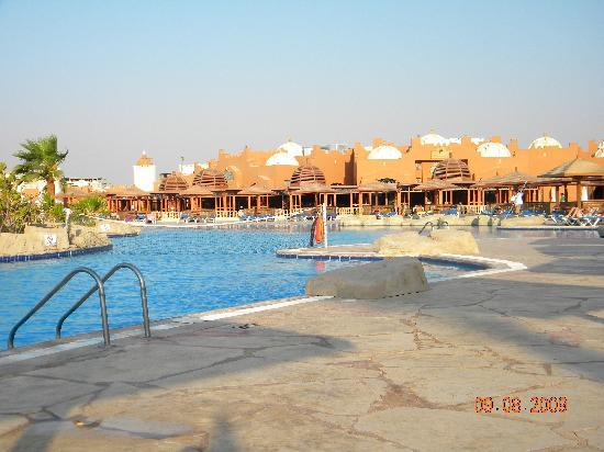 SUNRISE Royal Makadi Aqua Resort -Select-: Main Pool
