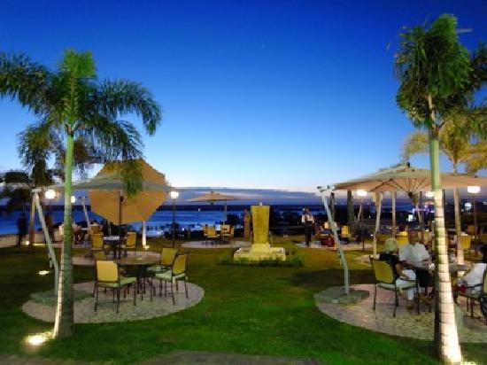 Hotel Cardoso : プールサイド