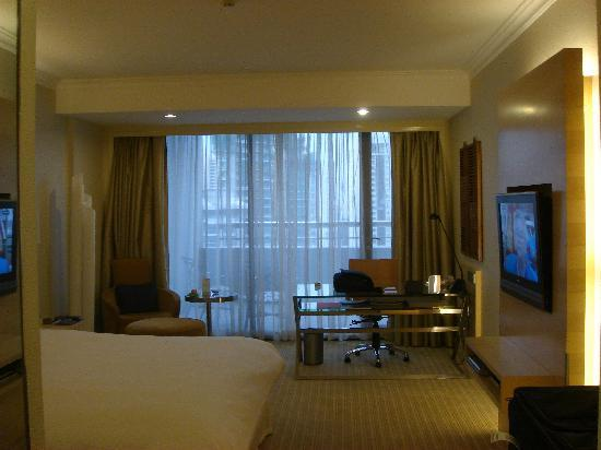 Hilton Singapore: 室内