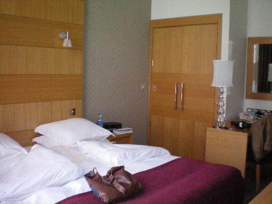 โรงแรมเดอะพาร์คซิตี้: Room