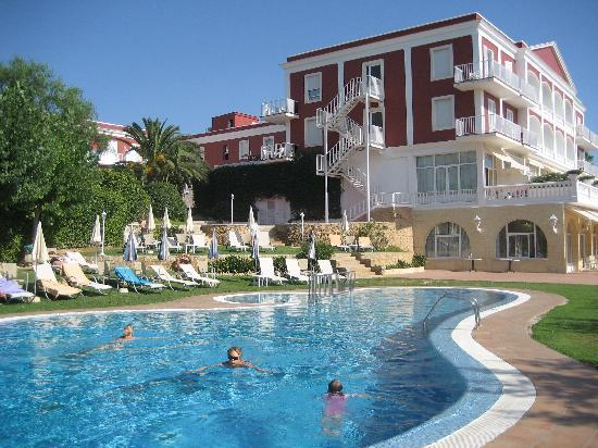 Hotel Port Mahon: Pool and hotel