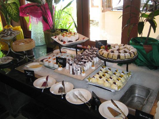 Veligandu Island Resort & Spa: Lovely food