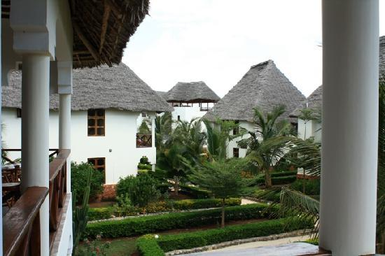 Sunset Beach Resort Zanzibar: interno villaggio Sunset