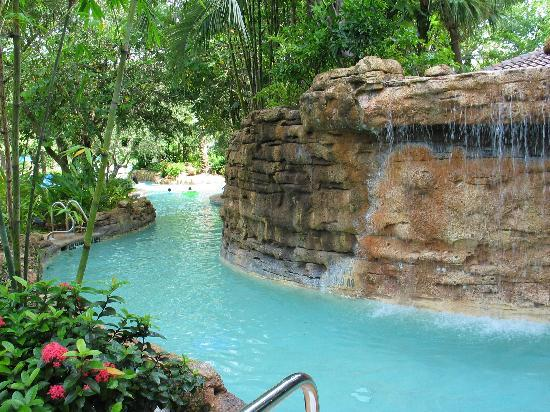 The Ritz-Carlton Orlando, Grande Lakes: Lazy River Pool 2