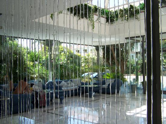 Hotel Oleander: hall
