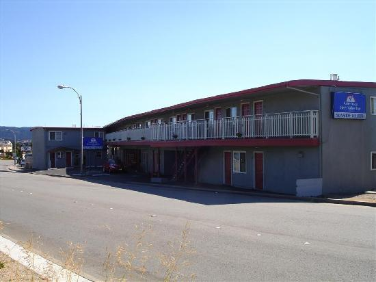 Americas Best Value Inn-Seaside North: America's Best Value