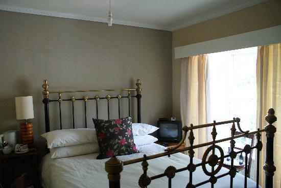 Bankfoot Inn: Bed