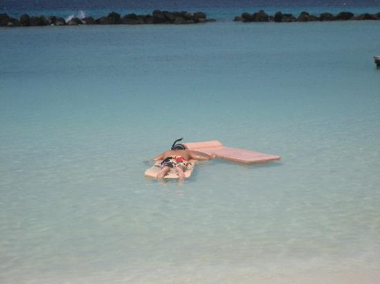 Renaissance Aruba Resort & Casino: Private island