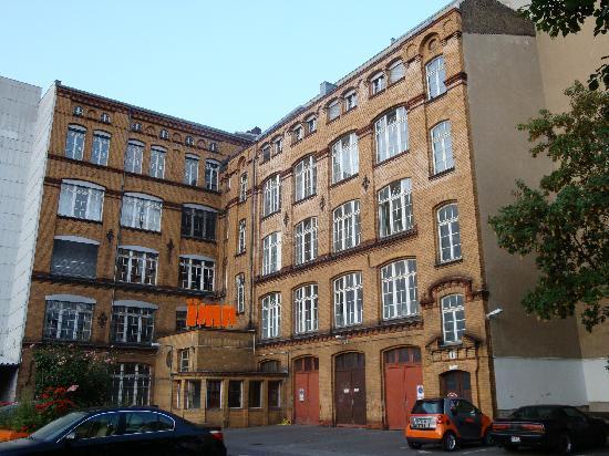 L\'IMA Loft visto da Ritterstraße - Picture of Ima Loft Apartment ...