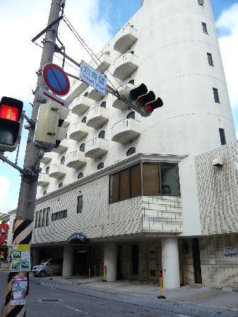 Hotel Peace Land: 外観