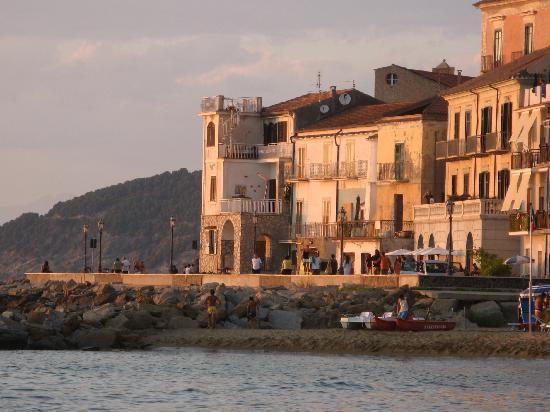 Grand Hotel Santa Maria: Blick zur Altstadt