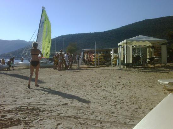 Club Med Bodrum Palmiye: Le club de voile