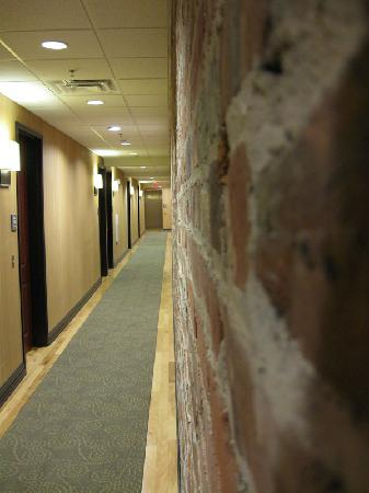 Homewood Suites by Hilton Indianapolis Northwest: Hallway