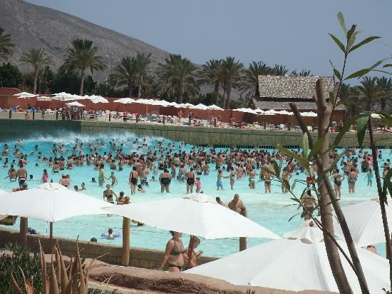 สวนสยาม: The Wave Pool