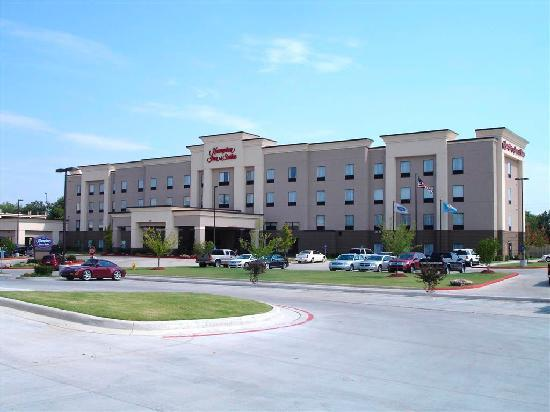 Hampton Inn & Suites Tulsa South-Bixby: Hampton Inn, Tulse