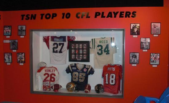 Canadian Football Hall of Fame & Museum 이미지