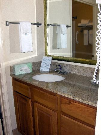 Staybridge Suites Chattanooga Downtown: Bathroom