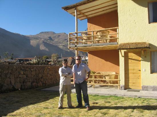 Killawasi Lodge: Hotel view