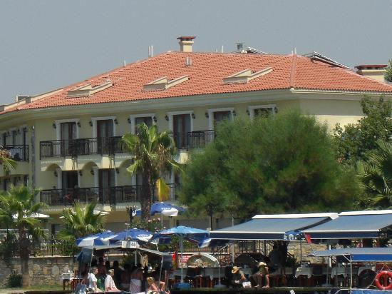 Dalyan Tezcan Hotel: THE TEZCAN HOTEL