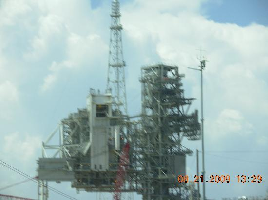 NASA Kennedy Space Center Visitor Complex: Launch Pad 39-B