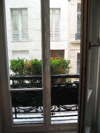 Hotel Keppler: window