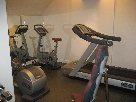 Hotel Keppler: exercise room