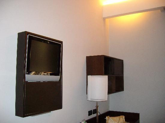 Hotel Re di Roma: view of the room