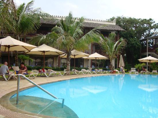 Baobab Beach Resort & Spa: Maradi Pool