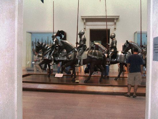 พิพิธภัณฑ์ศิลปะเมโทรโปลิทัน: Le armature