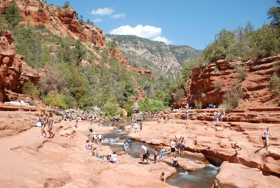 Slide Rock State Park: View 2