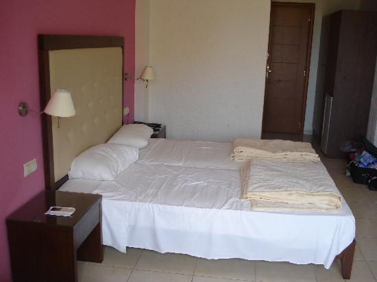 Heliotrope Apartments : room