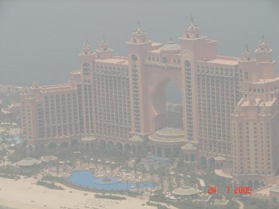 Dubai, Vereinigte Arabische Emirate: Atlantis hotel and water park