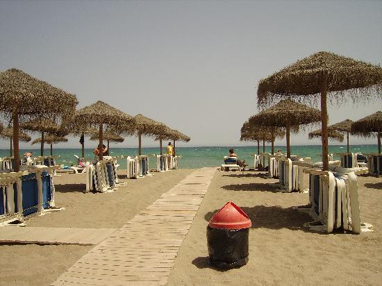 Sol Andalusi: Playa del Parador Club de Golf