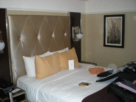 โรงแรมเดอะนิวยอร์คเกอร์: La chambre