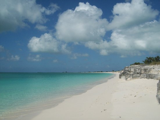 Providenciales : Respite on Little Water Cay
