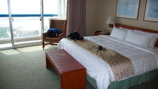 โรงแรมสวิสโซเทล เดอะ สแตมฟอร์ด: my room