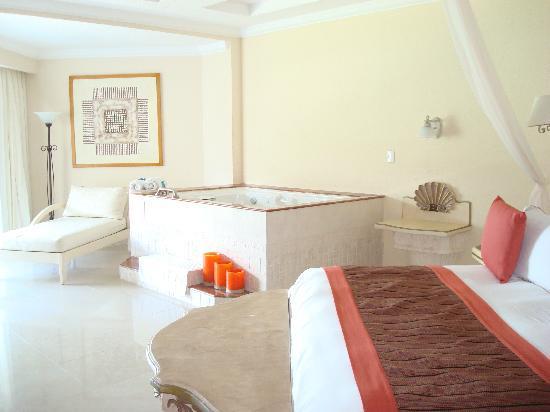 The Royal Playa del Carmen: Suite junior