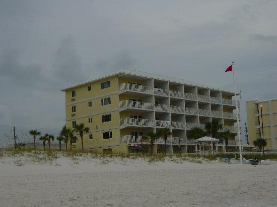 Sugar Sands Inn And Suites Beach View Of
