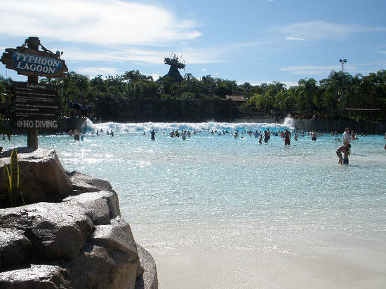 Disney S Typhoon Lagoon Water Park Orlando Fl Hours