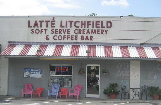Latte Litchfield