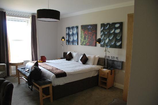 تولفاريس هوتل آند جولف ريزورت: Room with golf course view