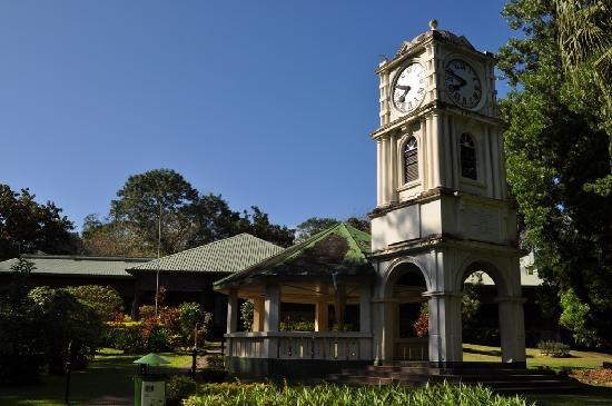 Holiday Inn Suva: Museo de Fiji
