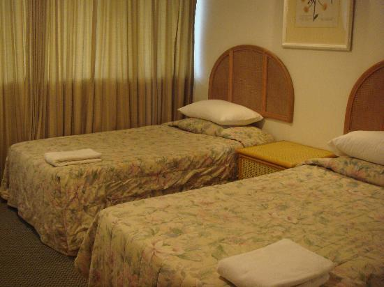 The Regency Tanjung Tuan Beach Resort: 2 single bed room
