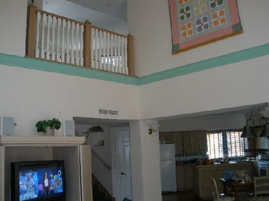 View Of Upstairs Balcony Picture Of Disney S Old Key