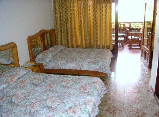 Hotel Castillo El Milagro: Spreekt voor zich