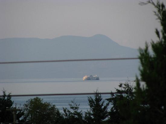 Days Inn - Nanaimo: View from room, Days Inn Nanaimo