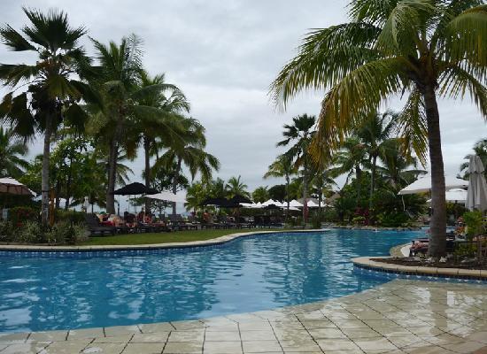 Sofitel Fiji Resort & Spa: More Cool Pool