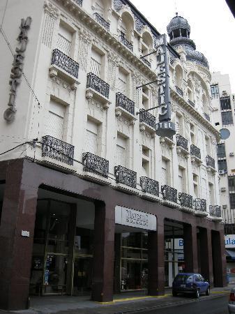 Majestic Hotel Rosario: fachada del hotel