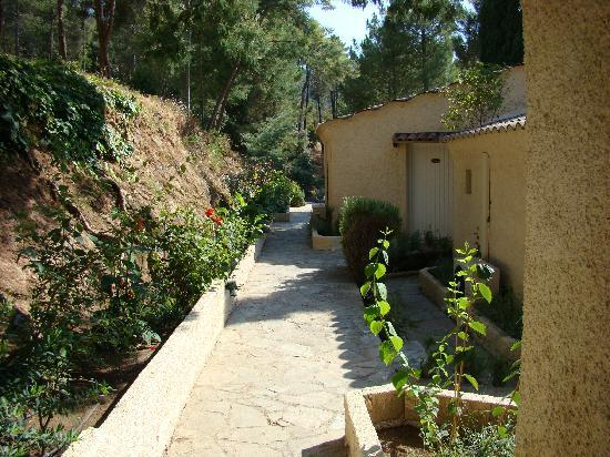 Serriera, Frankrike: Bungalows (chambres)